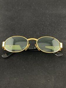 Vintage 90s Gianni Versace sunglasses Zeiss lenses mod S22 made in Italy