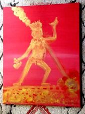 Dakinis Connection,Vajrayogini Dakini,Khatvanga,n,Chinta mani,G,Star,Painting,Art