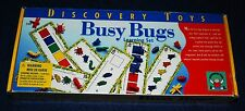2000 Busy Bugs Sort Count Match Preschool Learning Game Set By Discovery Toys
