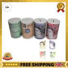 MONEY BOX Tin, Tinplate, Multi-colour, 15 x 10 x 10 cm UK Stock Free Shipping