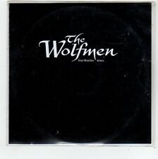 (FC877) The Wolfmen, Cecilie / Jackie Says etc - DJ CD