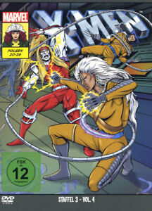 X-Men Staffel 3, Vol. 4 (Marvel) DVD / NEU