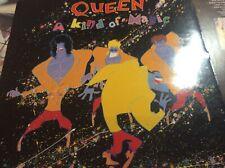 QUEEN - A KIND OF MAGIC LP VINYL 1986 Original UK 1st Press Album & Inner