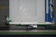 Aeroclassics 1:400 Eva Air Airbus A330-300 B-16336 (ACB16336) Die-Cast Model