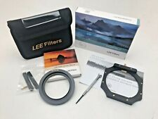 Lee Filters 72mm Wide angle ring and Foundation filter kit boxed