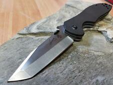 Kershaw Emerson CQC-7K Tanto Knife Folding Pocket Wave Feat Black G10 6034T