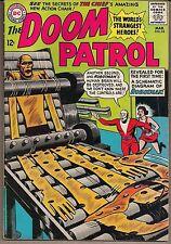 "DOOM PATROL #94 DC 03/65 ELASTI-GIRL ROBOTMAN THE CHIEF ""NIGHTMARE FIGHTERS"" VF-"