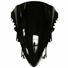 Smoke Windscreen and Bolt Kit combo for Kawasaki Zx6Rr 2005-2006 05 06