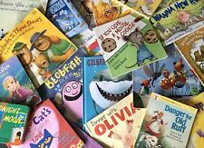 Lot of 20 childrens books story picture reading