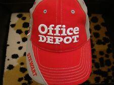 5144c0f4fd8 Tony Stewart NASCAR Office Depot  14 Haas Racing Flex Fit S M Adult Cap