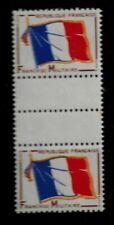 "(a39) timbres France n° 13 neufs** ""franchise militaire"" année 1964"