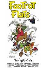 FOOTROT FLATS: THE DOG'S TALE Movie POSTER 27x40