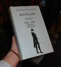 The Statistical Account of Scotland Vol VIII - Argyll (Mainland) Local History