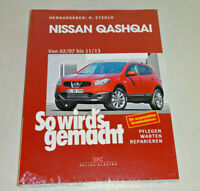 Reparaturanleitung Nissan Qashqai - Baujahre 2007 bis 2013