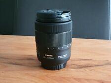 Canon Ef-s Camera Zoom Lens 18-135mm f/3.5-5.6 is nano USM * como nuevo!