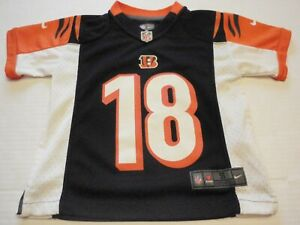 A.J. Green Cincinnati Bengals Nike NFL Jersey Size Child Small (4) #18