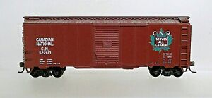 CANADIAN NATIONAL 40' BOX CAR-HO SCALE
