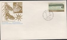 Canada- 726 $ Fundy Natl. Park 1979 FDC