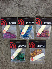 BRAND NEW PRIMO BMX BIKE 14 GAUGE ALLOY NIPPLES IN PURPLE, RED, GREEN, BLUE...