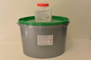 10kg Epoxidharz Mörtel 2Komp Aquarium Terrarium