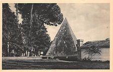B39533 Roma Piramida al Cale Cestio   italy