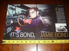 1964 JAMES BOND 007 ASTON MARTIN DB5  ***ORIGINAL 2006 ARTICLE***