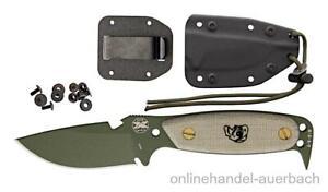 DPX GEAR DPx HEST Original OD Green Messer Outdoor Survival