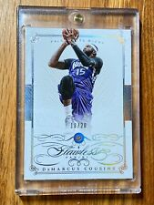 DeMarcus Cousins 2014-15 Panini Flawless Diamond Card #18/20 Sacramento Kings 🔥