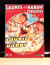 DVD - Laurel et Hardy Conscrits / The Flying Deuces (1939) - MK2 / Lobster Films
