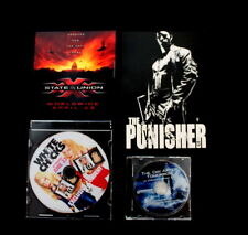 XXX State of the Union White Chicks Day After Tomorrow PreMovie DVD Punisher