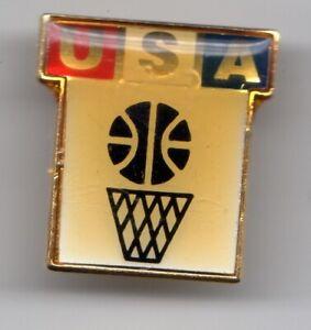 BARCELONA 1992 OLYMPIC GAMES. USA BASKETBALL PIN