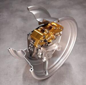 Yamaha 350 Banshee 6 pistons front brake calipers