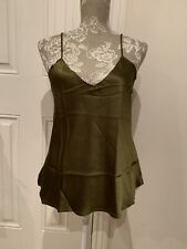 Kendall & Kylie Silk Cami  Top - Strappy/ Camisole  -