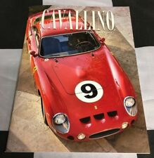 Cavallino Ferrari magazine Juin Juillet 2017 219 FERRARI 330 LM 375 F1 indy 3 & 4