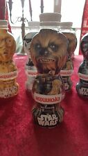Star Wars water bottle Chewbacca-rare collectible from Eastern Europe!