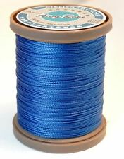 Amy Roke - Premium Waxed Polyester Thread P65 (0.65mm) Cobalt Blue (25)