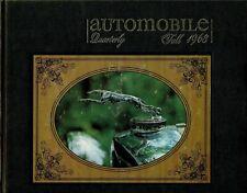 AUTOMOBILE QUARTERLY VOLUME 2 NUMBER 3