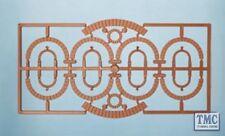 Ratio 521 Industrial Window Arches Plastic Kit OO Gauge
