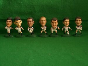 Corinthian Headliners England Rugby Union Lot of 7 figures