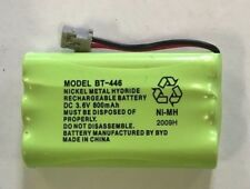UNIDEN BT446 BT909 CORDLESS ORIGINAL GENUINE BATTERY 2315 2355 5855 7855 8955 2