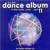 Various Artists - Best Dance Album In The World...ever Vol.11 The (2001)