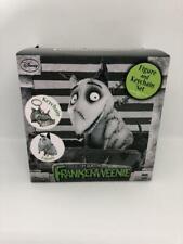 Disney rama Frankenweenie Sparky figura Y Llavero Llavero nuevo de seguimiento