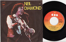 "NEIL DIAMOND - IF YOU KNOW WHAT I MEAN Megarare 1976 portoguese 7"" P/S Single M-"