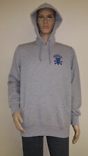 Crooks & Castles Men's Knit Pull Over Hoodie Heather Grey Old E CSTC Size M-3XL