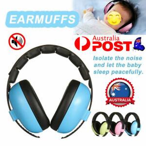 Kids Ear Muffs Defenders Racing Children Shows Music Babies Festival Noise AUS