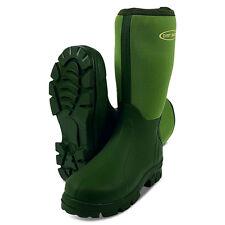Dirt Boot® Neoprene Wellington Muck Field Fishing Boots® Wellies Green
