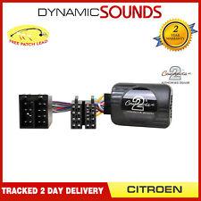 CTSCT002 Tige Contrôle Direction Adaptateur Interface pour Citroen C3 2002-2005