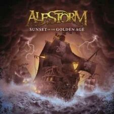 Sunset on the Golden Age by Alestorm (CD, Aug-2014, Napalm Records)