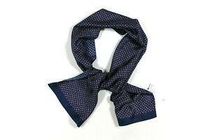 ETON Men's Scarf 100% Silk Made in Italy