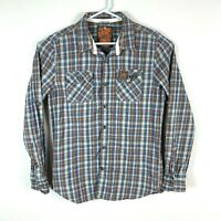 Superdry 'The Lumberjack Twill' Shirt Size Men's XL